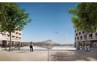 La Constance : du logement neuf à Aix-en-Provence