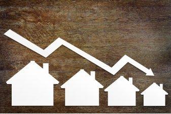 chute vente de logements neufs