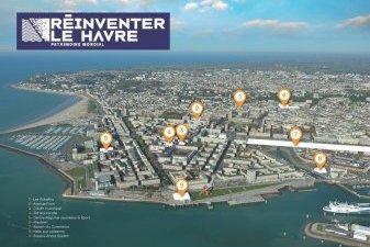 Réinventer Le Havre : lancement d'un nouvel appel à projets