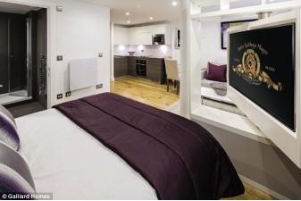 Insolite des logements neufs prix cass s londres - Acheter un appartement a londres ...