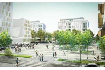 L'écoquartier Flaubert de Rouen continue d'évoluer