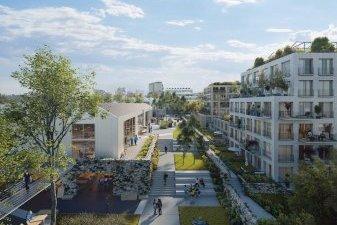 Ambition résidentielle pour la ZAC des Simonettes de Champigny
