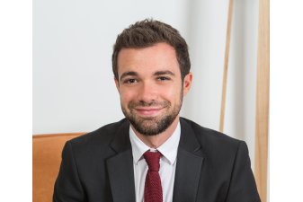 Thibaud Dorpe, directeur marketing, Care Promotion