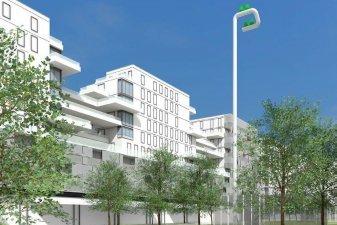 Quand l'art dynamise un projet immobilier de Nanterre