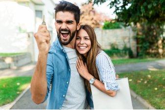 Pour réussir son 1er achat immobilier, il existe des aides financières pour aider les primo-accédants à devenir propriétaire dans l'immobilier neuf   Adobe Stock