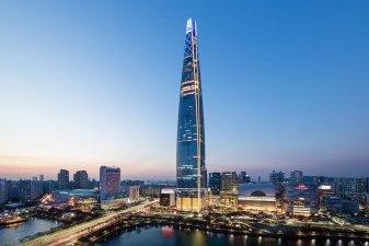 Le meilleur gratte-ciel de l'année est coréen !