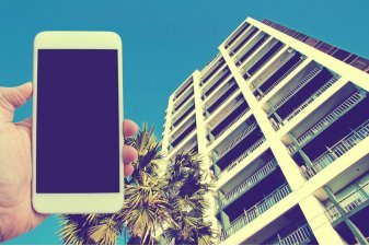 Application smartphone immobilier neuf