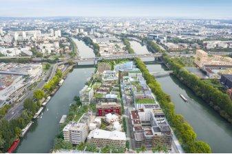 L'immobilier neuf en Seine-Saint-Denis, premier département francilien !