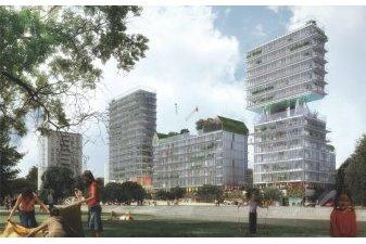 Inventons la Métropole : des bâtiments neufs iconiques à Joinville
