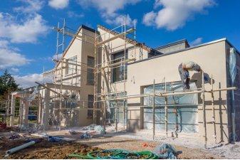 La construction d'une maison neuve en lotissement doit répondre à plusieurs règles pour que tout se passe bien. | Fotolia