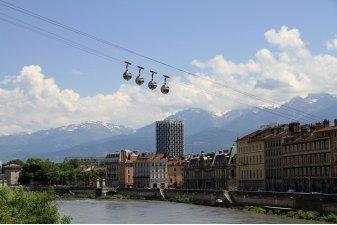 Le logement neuf à Grenoble à contre-courant