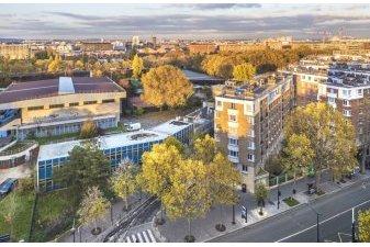 40 000 m² de logements neufs à Paris 18ème