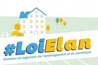 Loi ELAN bientôt adoptée : que va-t-elle changer pour le logement neuf ?