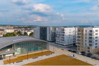 Immo neuf Mantes-la-Jolie : nouvelle étape pour Mantes Université