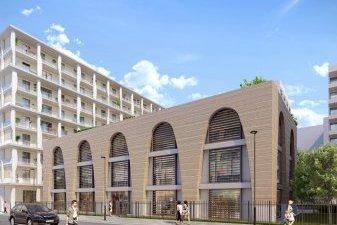 Ydeal, nouveau symbole de l'immobilier neuf à Lyon Confluence