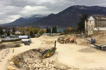 Crédit Agricole Immobilier et Christian de Portzamparc lancent L'Avant-Scène à Annecy