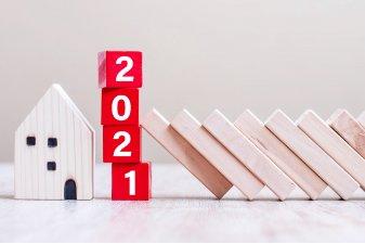 Bilan très mitigé pour le crédit immobilier en 2020, quid de 2021 ?