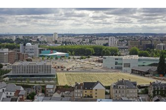 projet immobilier neuf Caen