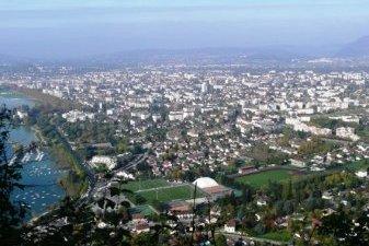 Un quart de ventes de logements neufs en plus sur Annecy