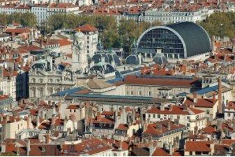 L'immobilier neuf à Lyon sous tension