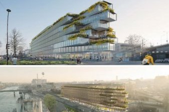 EDA / Paris 15 / Bouygues Immobilier
