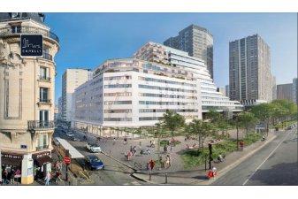 Réinventer Paris 3 : un premier projet immobilier dévoilé