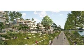 370 logements neufs sur un ancien site Renault de Saint-Jean-de-la-Ruelle