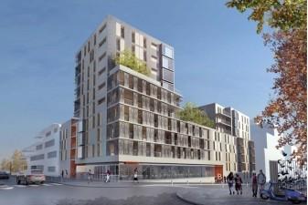 Saint-Ouen : 4 000 logements neufs d'ici 2025 aux Docks