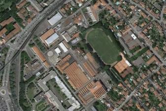 Vente officielle du CEAT de Toulouse pour construire du logement neuf