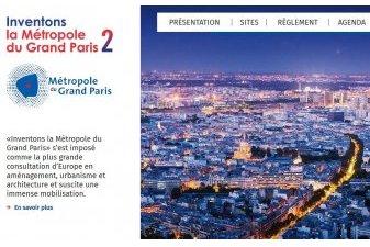 Inventons la Métropole du Grand Paris 2 : 30 sites dévoilés