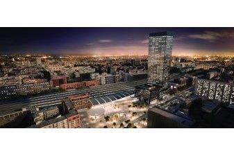 To-Lyon, nouvelle tour dans la skyline de Lyon