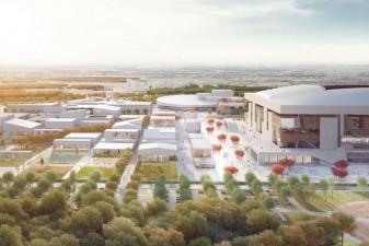 Une nouvelle vie autour du futur Grand Stade de Ris-Orangis
