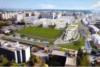 Projet innovant dans l'écoquartier de la Pointe de Trivaux à Meudon
