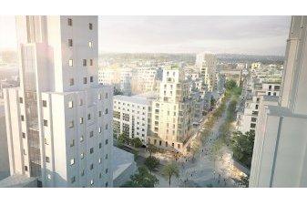 ZAC Gratte-Ciel : un nouveau projet immobilier à Villeurbanne