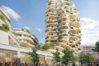 Pyramides d'Argent : de grands architectes plébiscités à Montpellier