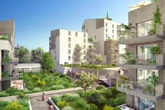 Immobilier neuf Bordeaux : premi�re du programme Influence