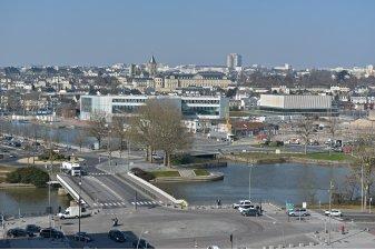 L'immobilier neuf à Caen dépasse celui de Rouen