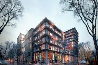 Best of Both, le projet d'Icade sur la ZAC Paris Rive Gauche