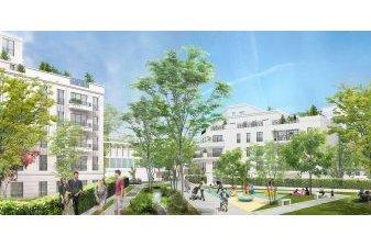 900 logements neufs à l'entrée de L'Haÿ-les-Roses
