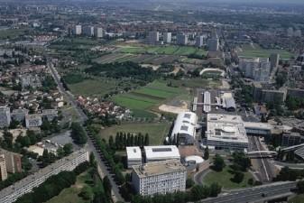 2 200 logements neufs sur la ZAC des Tartres en Seine-Saint-Denis