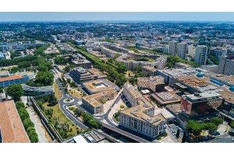 Immo neuf Montpellier Pompignane : 1 400 logements en préparation