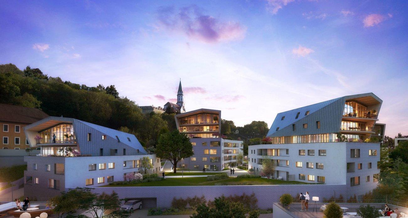 Diaporama : les plus beaux programmes neufs des Alpes