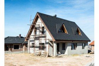 La surface moyenne des maisons neuves construites a fortement augmenté ces derniers mois.