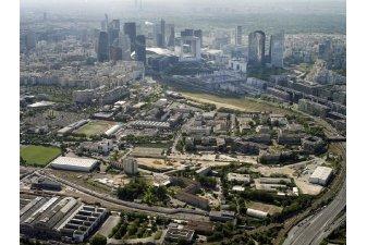 Nouvelle vision urbaine pour l'immobilier neuf à Nanterre Les Groues