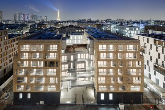 Ce projet de logements neufs parisiens qui fait rêver le monde