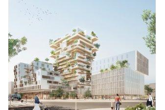 Bordeaux Euratlantique à la pointe de la construction bois
