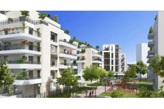 immobilier neuf Colombes 92