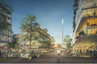 Nanterre Les Groues : nouveau quartier en devenir de Paris La Défense