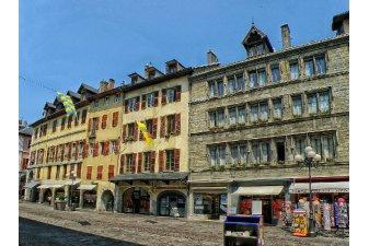 Cap dépassé des 550 logements neufs vendus à Chambéry