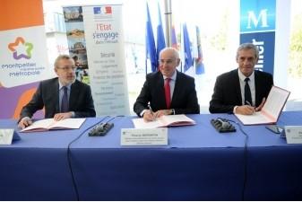Montpellier : des logements neufs à la place de la gendarmerie